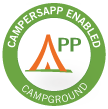 campersAPP badge